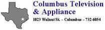 Columbus Television & Appliance Logo